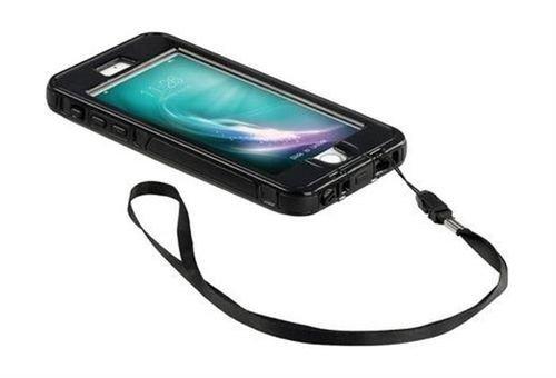 غطاء ضد الماء لجهاز أيفون 6 بلس برومايت أسود DIVER-I6P