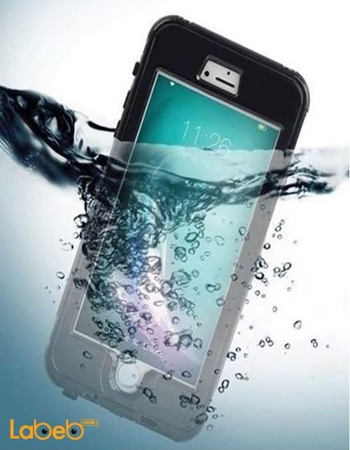 Promate Diver Water Case iPhone 6 Plus Black color DIVER-I6 model