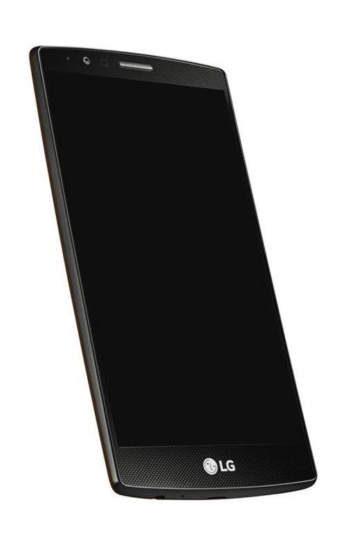 شاشة موبايل LG G4 لون بني LG G4
