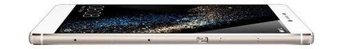 Gold Huawei P8 Lite smartphone