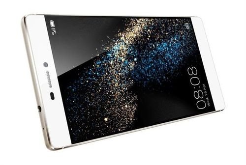 Gold Huawei P8 Lite