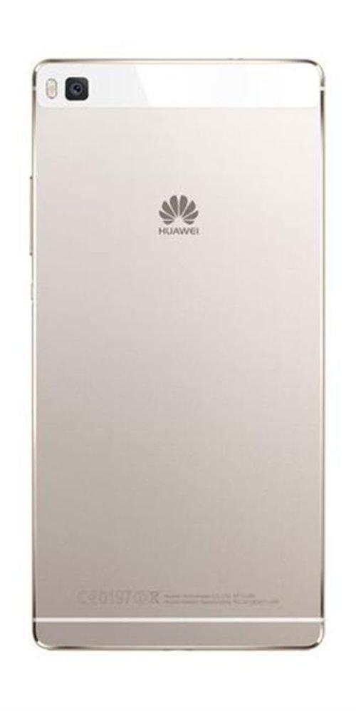 Gold Huawei P8 Lite back