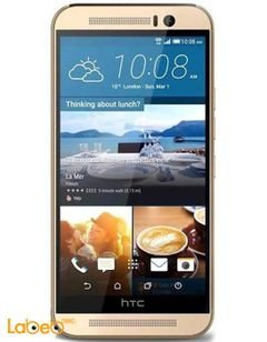 HTC One M9 plus smartphone - 32GB - 5.2 inch - Gold color