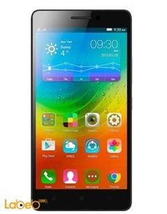 Lenovo A7000 Smartphone - 8GB - 4G - 5.5 inch - Dual SIM - Black