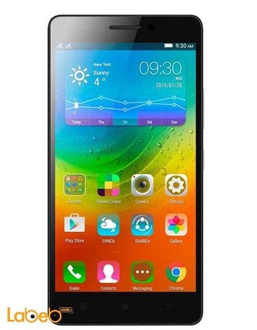 Black Lenovo A7000 Smartphone