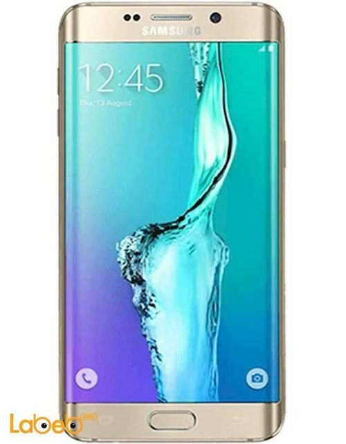 Samsung Galaxy S6 Edge plus smartphone 32GB Gold SM G928C
