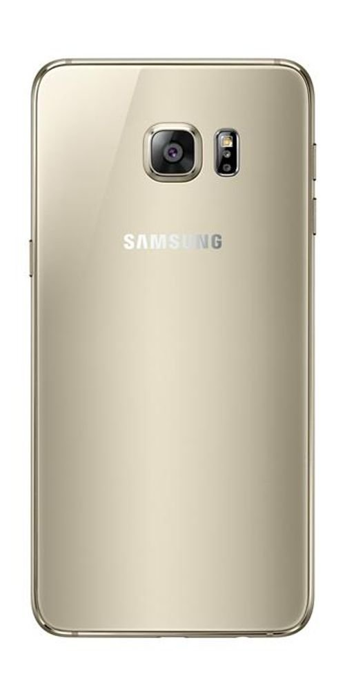 back Samsung Galaxy S6 Edge plus smartphone 64 GB Gold