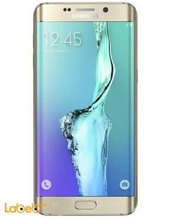 Samsung Galaxy S6 Edge plus smartphone - 64 GB - Gold - SM G928C