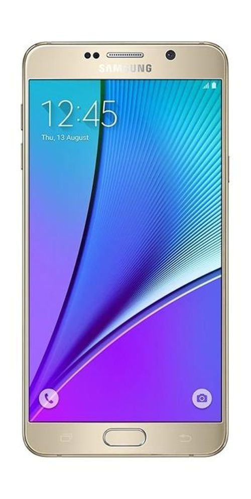 Samsung Galaxy Note 5 smartphone 32GB Gold