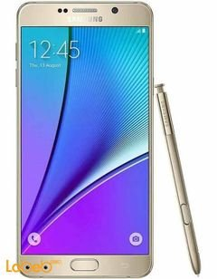 Samsung Galaxy Note 5 smartphone - 32GB - Gold - SM N920C