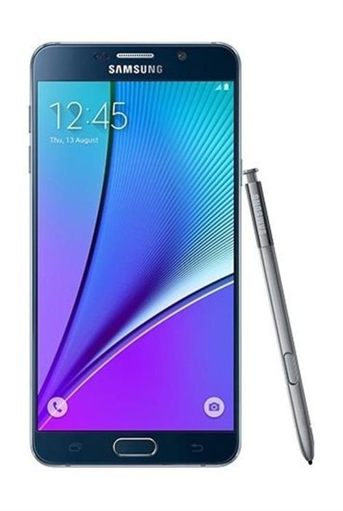 Samsung Galaxy Note 5 screen 32GB 5.7 inch Black SM-N920C