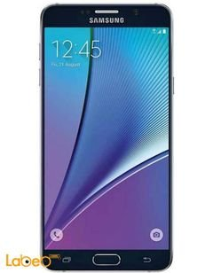 Samsung Galaxy Note 5 - 32GB - 5.7 inch - 4G - Black - SM-N920C