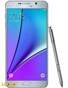 Samsung Galaxy Note 5 smartphone - 32GB - 4G- silver - SM-N920C