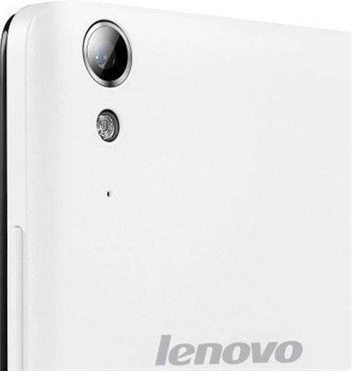 camera Lenovo A6000 Smartphone 8GB white  Dual SIM