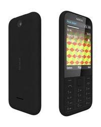 موبايل نوكيا 225 8 ميجا بايت 2.8 انش لون أسود NOKIA 225