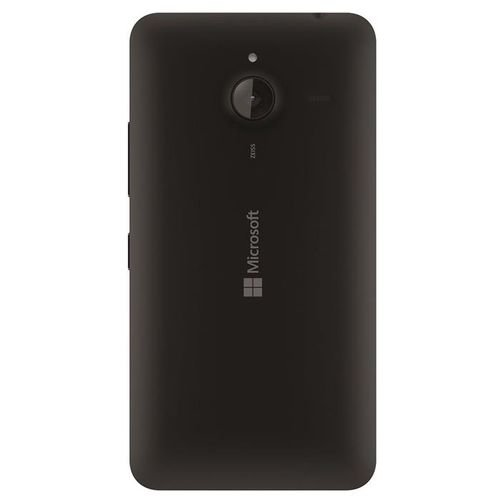 back Microsoft Lumia 640 XL smartphone 8GB Black color