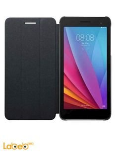 Huawei Flip Cover for Mediapad T1 7.0 Tab - Grey color  - 9909