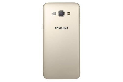back Samsung Galaxy A8 Smartphone 32GB gold color