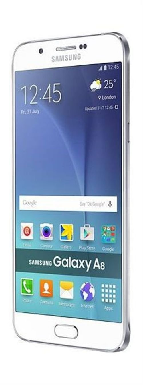 White Samsung Galaxy A8 32GB