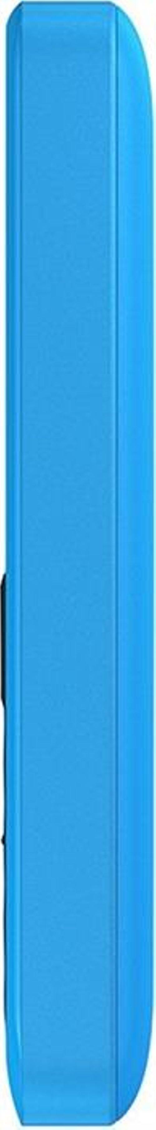 Nokia 105 Dual-SIM Phone side 8MB 1.4inch Cyan NOKIA 105