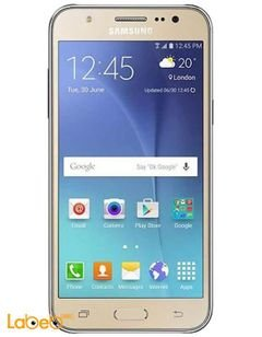 Samsung Galaxy J7 Smartphone - 16GB - 5.5 inch - 3G - Gold