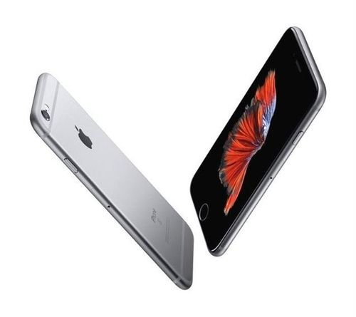 side Apple iPhone 6S Smartphone 16GB Grey