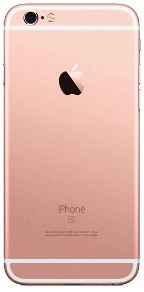 خلفية موبايل أبل ايفون 6S وردي مذهب A1633