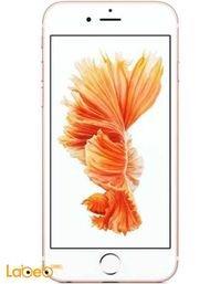 موبايل أبل ايفون 6S وردي مذهب  16 جيجابايت
