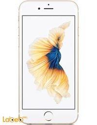 ايفون 6 S ابل 64 جيجا 4.7 انش ذهبي MKQQ2AAA
