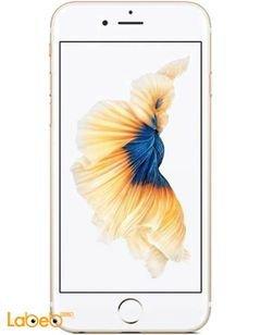 موبايل ايفون 6S ابل - ذاكرة 64 جيجابايت - 4.7 انش - ذهبي - MKQQ2AA\A