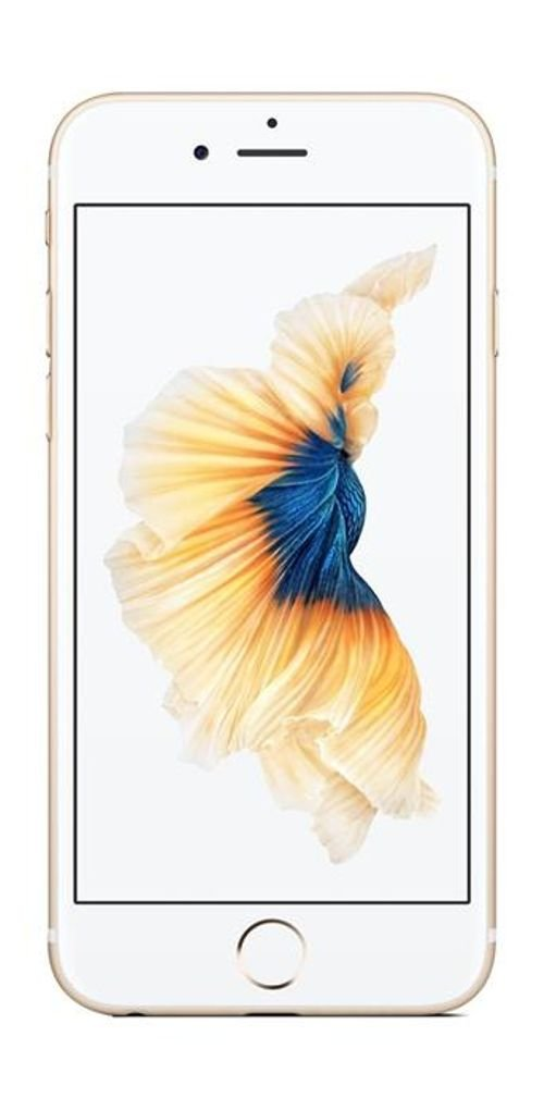 موبايل ايفون 6S ذاكرة 128 جيجابايت 4.7 انش لون ذهبي iPhone 6S