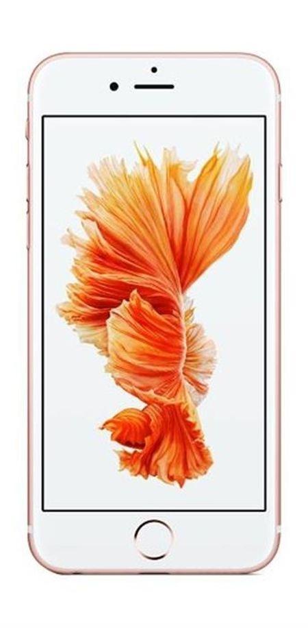 موبايل ايفون 6S ابل ذاكرة 128 جيجابايت 4.7 انش ورديiPhone 6S