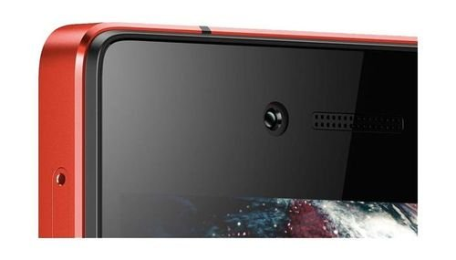 Lenovo Vibe Shot Smartphone 32GB Red  camera