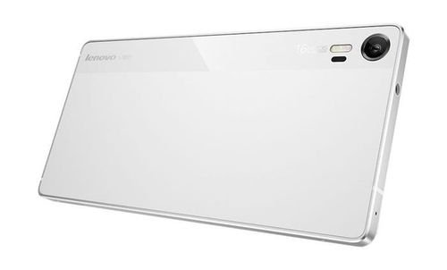 back Lenovo Vibe Shot 32GB 16MP Dual Sim White