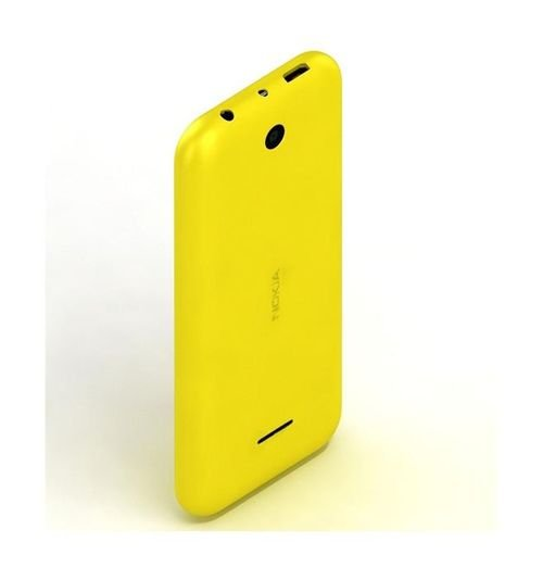 Nokia 225 Phone 8MB 2MP 2.8Inch Dual Sim Yellow