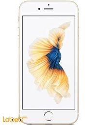موبايل ابل ايفون 6S بلس 64 جيجابايت ذهبي iPhone 6S Plus