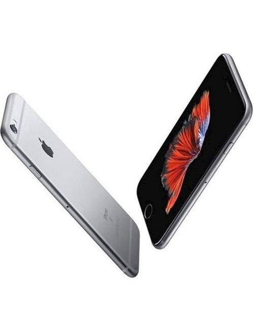 اطراف موبايل ابل ايفون 6S ذاكرة 16GB رمادي iPhone 6S  MKQJ2AAA