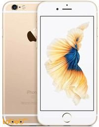 موبايل ايفون 6S  بلس 16GB ذهبي A1634