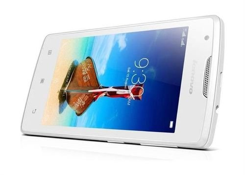 Lenovo A1000 8GB 5MP 3G/Dual Sim White  side