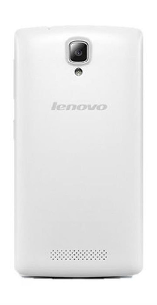 back Lenovo A1000 8GB 5MP 3G/Dual Sim White