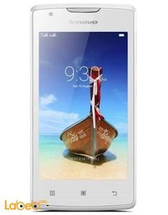 Lenovo A1000 - 8GB - 5MP - 3G/Dual Sim - 4 inch - White color
