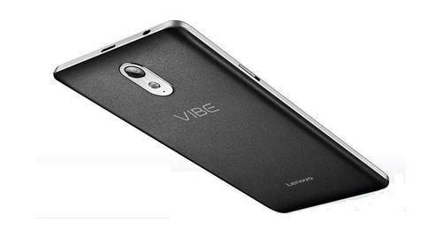 Lenovo Vibe P1M smartphone back Black