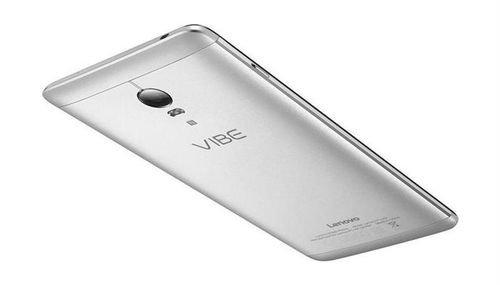 back Lenovo Vibe P1m smartphone 16GB Dual Sim White