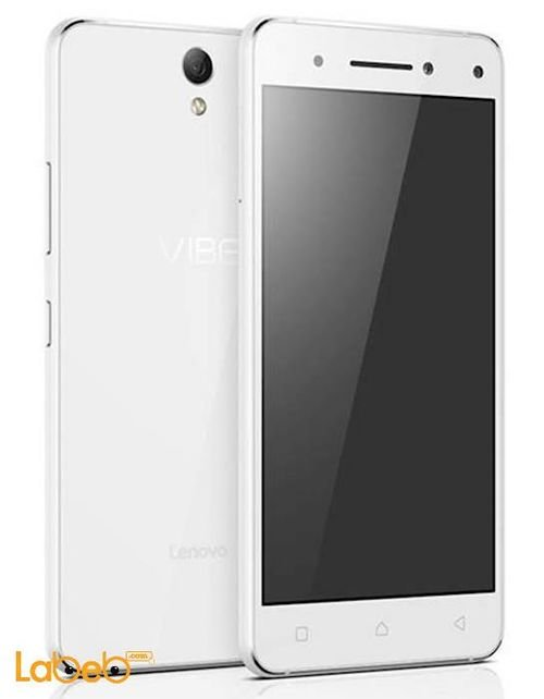 Lenovo Vibe P1m smartphone 16GB Dual Sim White