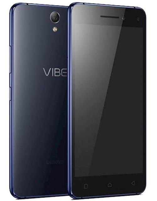شاشة وخلفية موبايل لينوفو فايب S1 أزرق غامق