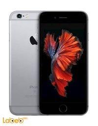 ايفون 6S بلس 128 جيجابايت 5.5 انش لون رمادي iPhone 6S Plus