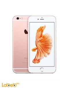 Apple iPhone 6S Plus - 128GB - 12MP - 4G LTE - Rose Gold - A1634