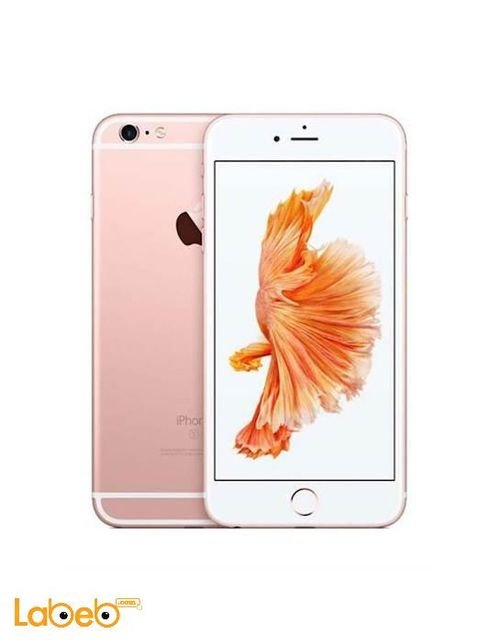 Apple iPhone 6S Plus 128GB 12MP 4G LTE Rose Gold A1634