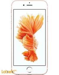 موبايل ايفون 6S بلس 16 جيجابايت وردي مذهّب