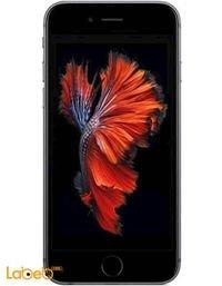 موبايل ايفون 6S بلس 64 جيجابايت رمادي
